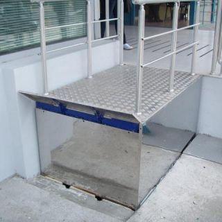 Платформа за инвалиди