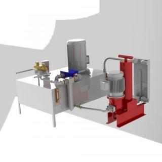 Хидравлични агрегати и системи